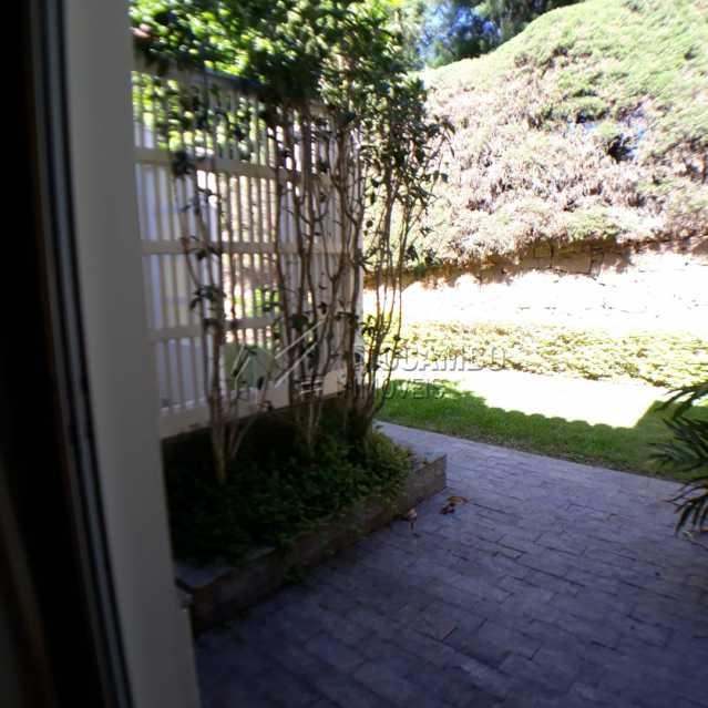 suite 3 saída para jardim - Casa em Condomínio 4 quartos à venda Itatiba,SP - R$ 1.200.000 - FCCN40125 - 20