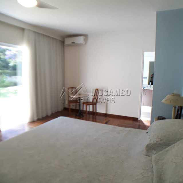 suite 3 Ar Cond. e Closet - Casa em Condomínio 4 quartos à venda Itatiba,SP - R$ 1.200.000 - FCCN40125 - 17
