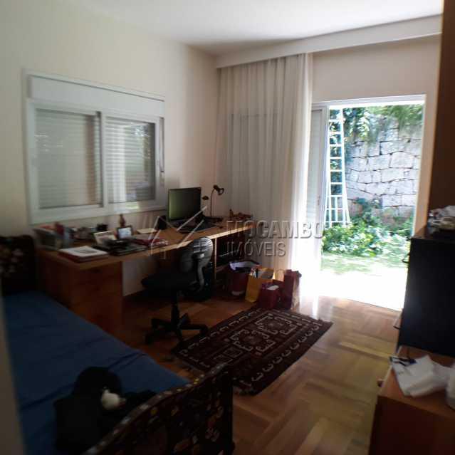 suite 4 quarto hospede - Casa em Condomínio 4 quartos à venda Itatiba,SP - R$ 1.200.000 - FCCN40125 - 21