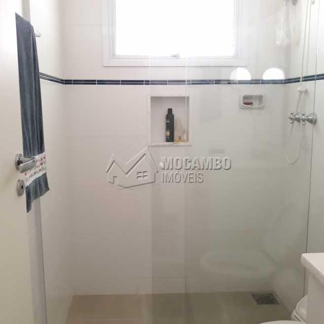suite 4  banheiro - Casa em Condomínio 4 quartos à venda Itatiba,SP - R$ 1.200.000 - FCCN40125 - 22