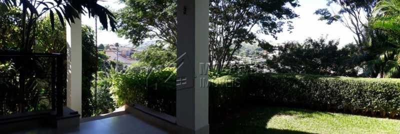 vista da varanda  - Casa em Condomínio 4 quartos à venda Itatiba,SP - R$ 1.200.000 - FCCN40125 - 31