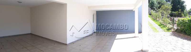 garagem 3 vagas cobertas  - Casa em Condomínio 4 quartos à venda Itatiba,SP - R$ 1.200.000 - FCCN40125 - 30