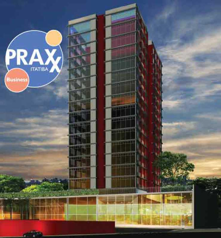 PRAXX COMERCIAL - Sala Comercial 36m² para alugar Itatiba,SP - R$ 1.200 - FCSL00170 - 1