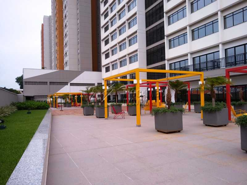 Externo - Sala Comercial 36m² para alugar Itatiba,SP - R$ 1.200 - FCSL00170 - 8