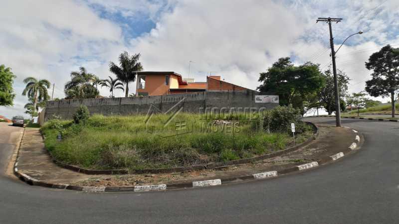 Terreno - Terreno 485m² à venda Itatiba,SP Nova Itatiba - R$ 160.000 - FCUF01169 - 5