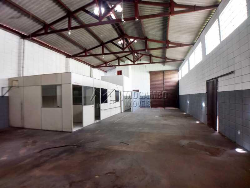 Área Interna - Galpão Itatiba, Jardim Virgínia, SP Para Alugar, 213m² - FCGA00152 - 4