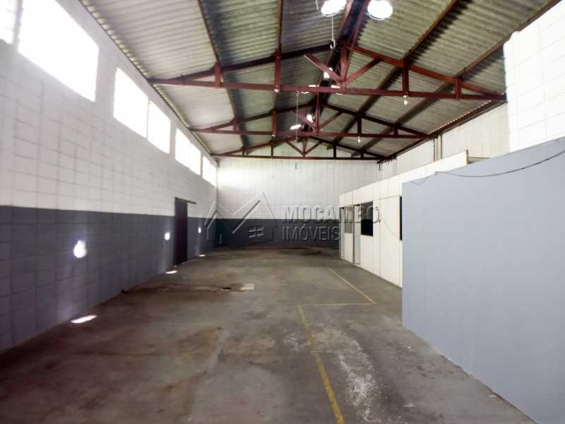 Área Interna - Galpão Itatiba, Jardim Virgínia, SP Para Alugar, 213m² - FCGA00152 - 3