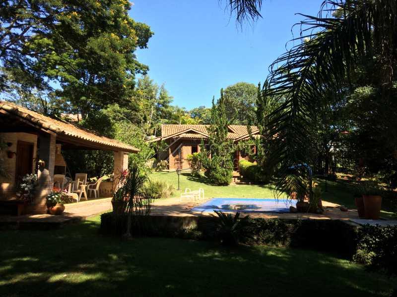 Área de lazer - Casa em Condominio À Venda - Itatiba - SP - Sítio da Moenda - FCCN30372 - 3