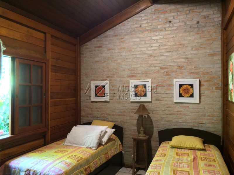 Dormitório - Casa em Condominio À Venda - Itatiba - SP - Sítio da Moenda - FCCN30372 - 12