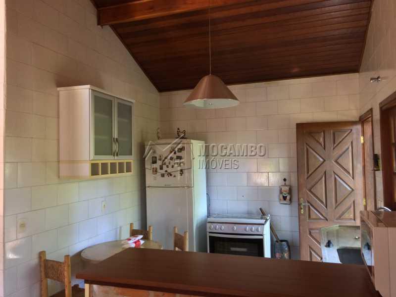 Cozinha - Casa em Condominio À Venda - Itatiba - SP - Sítio da Moenda - FCCN30372 - 14