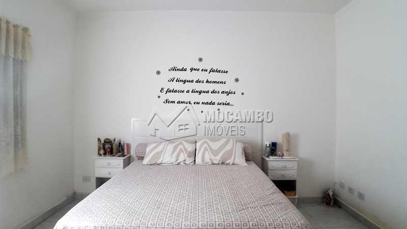Suíte - Casa em Condomínio 3 Quartos À Venda Itatiba,SP - R$ 670.000 - FCCN30373 - 12