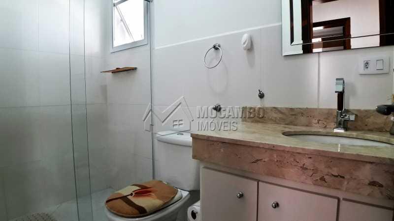Banheiro Social - Casa em Condomínio 3 Quartos À Venda Itatiba,SP - R$ 670.000 - FCCN30373 - 11