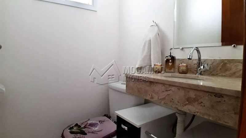Lavabo - Casa À Venda no Condomínio Itatiba Country Club - Residencial Fazenda Serrinha - Itatiba - SP - FCCN30373 - 8