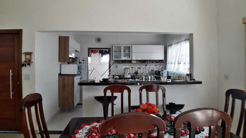 Cozinha Americana - Casa À Venda no Condomínio Itatiba Country Club - Residencial Fazenda Serrinha - Itatiba - SP - FCCN30373 - 5