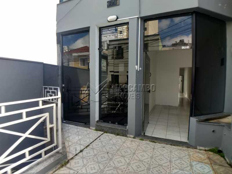 Fachada - Sala Comercial 60m² para alugar Itatiba,SP - R$ 750 - FCSL00171 - 1