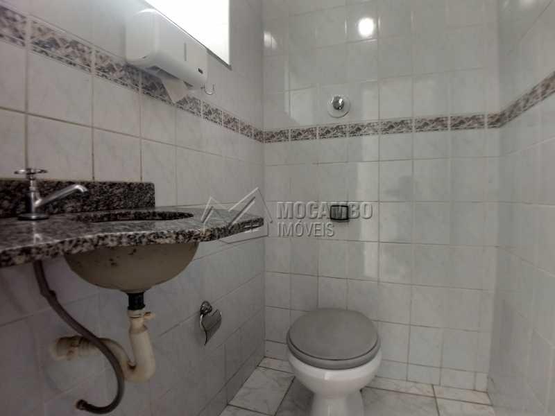 Banheiro Social - Sala Comercial 60m² para alugar Itatiba,SP - R$ 750 - FCSL00171 - 7