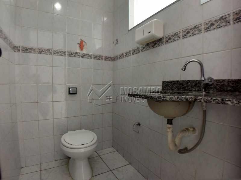 Banheiro Social - Sala Comercial 60m² para alugar Itatiba,SP - R$ 750 - FCSL00171 - 6