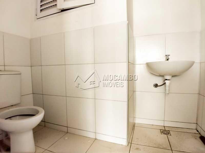 Banheiro Social - Sala Comercial Para Alugar no Condomínio Edifício Inside Corporate - Vila Cassaro - Itatiba - SP - FCSL00172 - 6