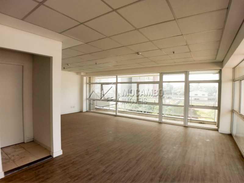 Área Interna - Sala Comercial Para Alugar no Condomínio Edifício Inside Corporate - Vila Cassaro - Itatiba - SP - FCSL00172 - 4