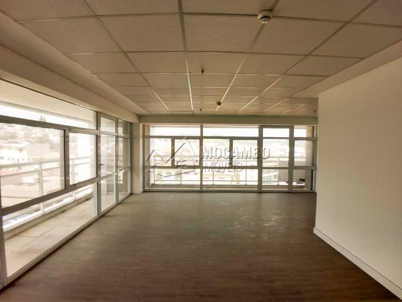 Área Interna - Sala Comercial Para Alugar no Condomínio Edifício Inside Corporate - Vila Cassaro - Itatiba - SP - FCSL00172 - 1