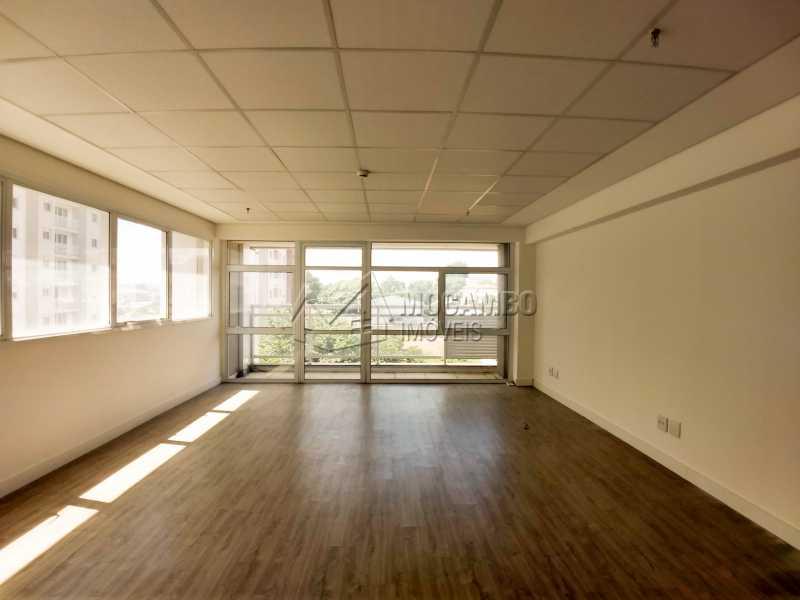 Área Interna - Sala Comercial 91m² Para Alugar Itatiba,SP - R$ 1.500 - FCSL00173 - 3