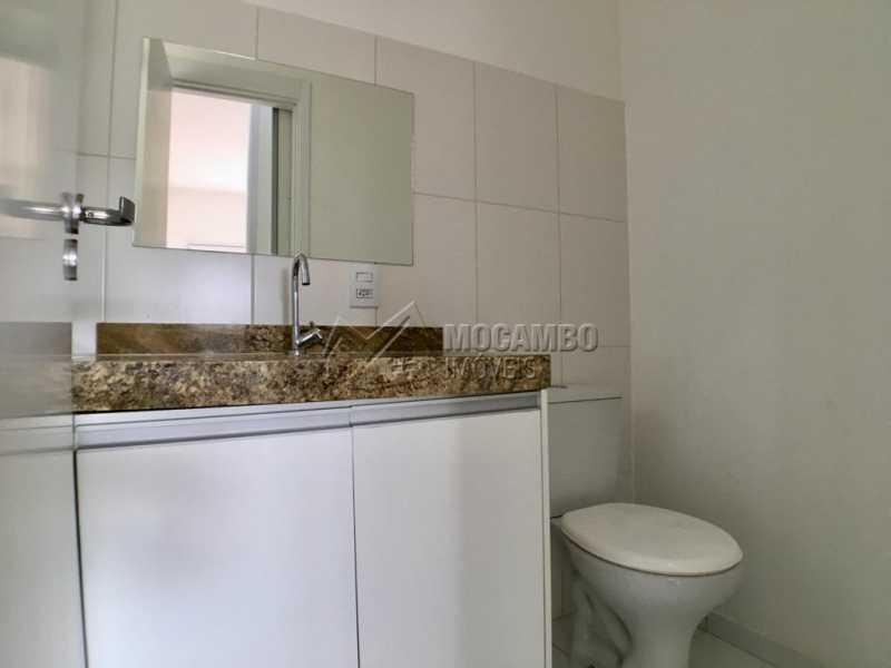 Banheiro social - Apartamento À Venda no Condomínio Edifício Jardim Nice - Jardim Nice - Itatiba - SP - FCAP20863 - 10