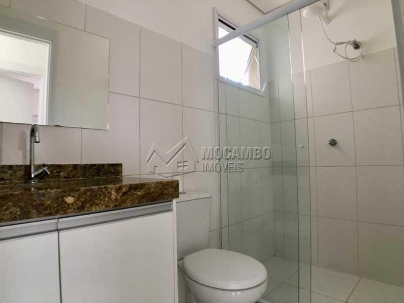 Banheiro suíte - Apartamento À Venda no Condomínio Edifício Jardim Nice - Jardim Nice - Itatiba - SP - FCAP20863 - 14