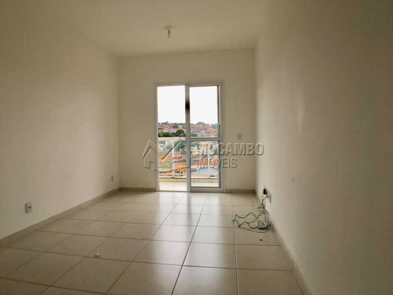Sala - Apartamento À Venda no Condomínio Edifício Jardim Nice - Jardim Nice - Itatiba - SP - FCAP20863 - 3