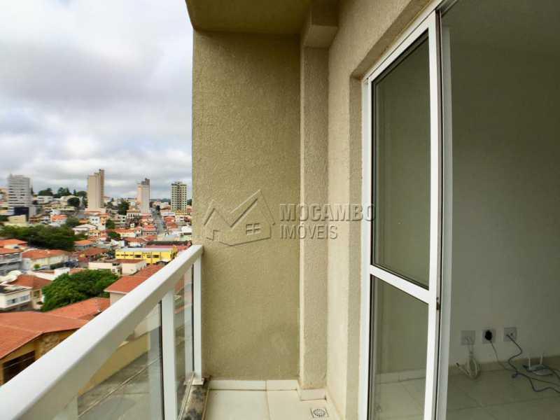 Varanda - Apartamento À Venda no Condomínio Edifício Jardim Nice - Jardim Nice - Itatiba - SP - FCAP20863 - 4