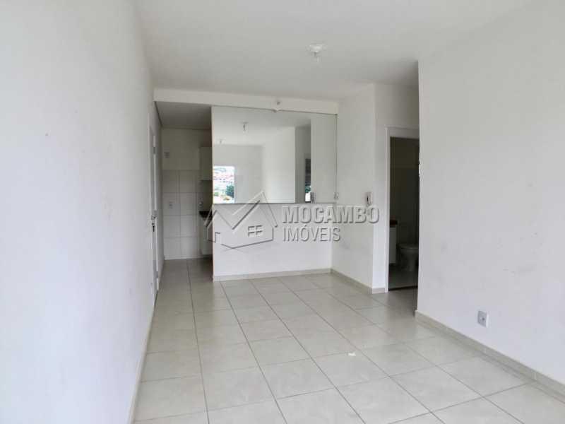 Sala - Apartamento À Venda no Condomínio Edifício Jardim Nice - Jardim Nice - Itatiba - SP - FCAP20863 - 1