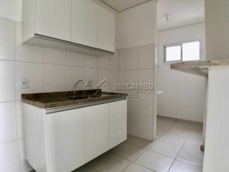 Cozinha - Apartamento À Venda no Condomínio Edifício Jardim Nice - Jardim Nice - Itatiba - SP - FCAP20863 - 6