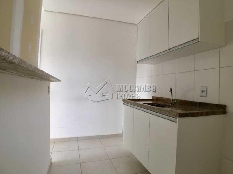 Cozinha - Apartamento À Venda no Condomínio Edifício Jardim Nice - Jardim Nice - Itatiba - SP - FCAP20863 - 7