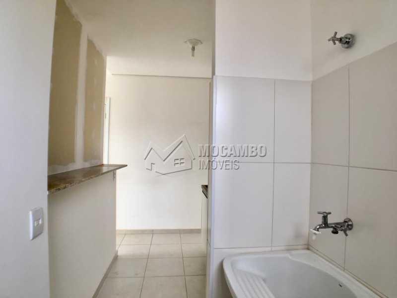 Lavanderia - Apartamento À Venda no Condomínio Edifício Jardim Nice - Jardim Nice - Itatiba - SP - FCAP20863 - 9