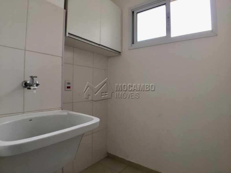 Lavanderia - Apartamento À Venda no Condomínio Edifício Jardim Nice - Jardim Nice - Itatiba - SP - FCAP20863 - 8