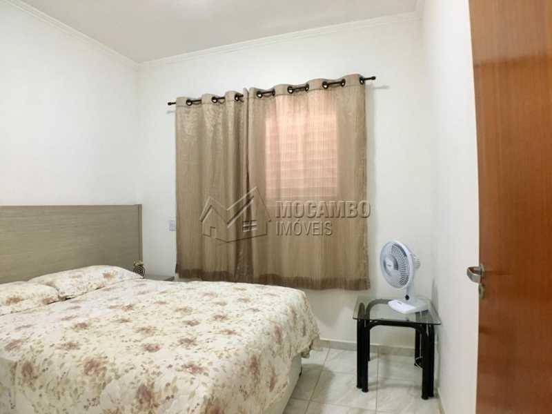 Dormitório - Casa em Condominio À Venda - Itatiba - SP - Jardim México - FCCN30374 - 8
