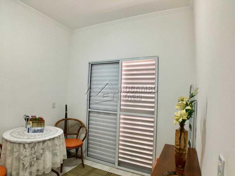 Dormitório - Casa em Condominio À Venda - Itatiba - SP - Jardim México - FCCN30374 - 10