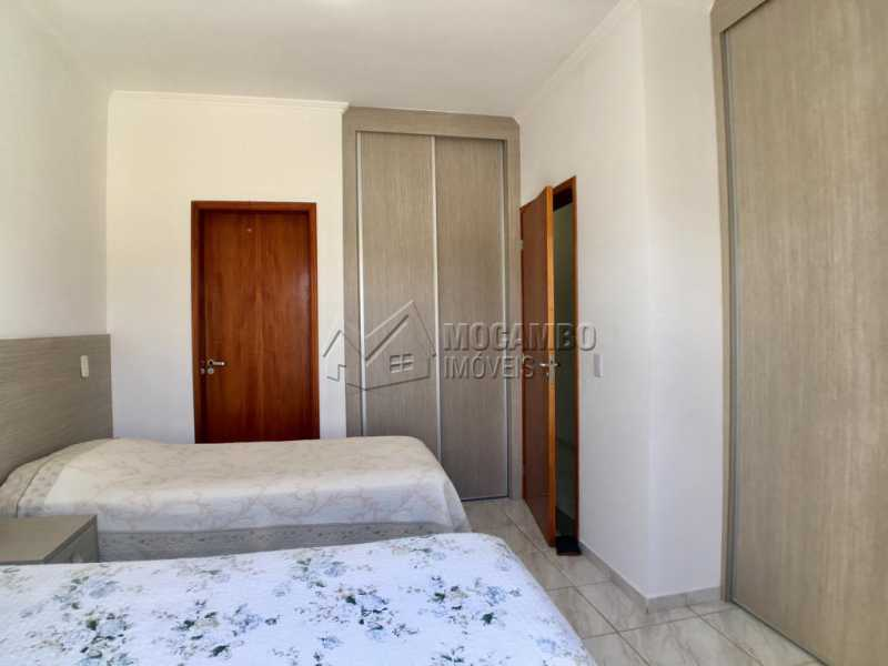 Suíte - Casa em Condominio À Venda - Itatiba - SP - Jardim México - FCCN30374 - 11