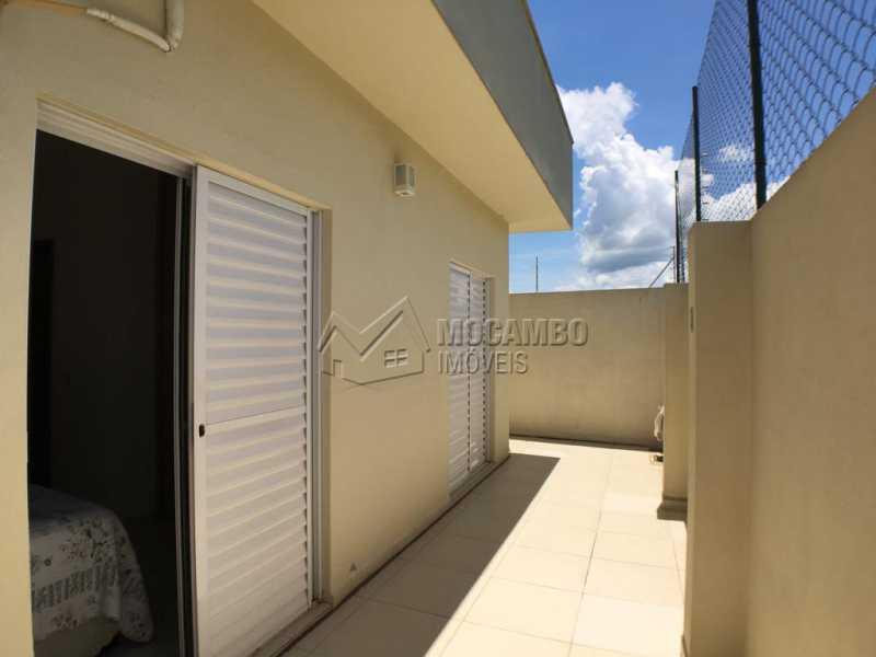 Quintal - Casa em Condominio À Venda - Itatiba - SP - Jardim México - FCCN30374 - 13