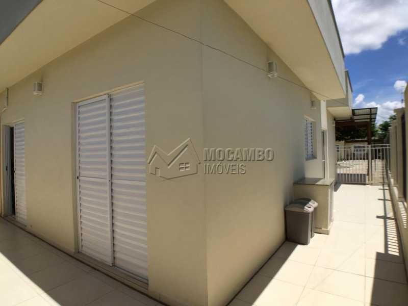 Lateral - Casa em Condominio À Venda - Itatiba - SP - Jardim México - FCCN30374 - 14