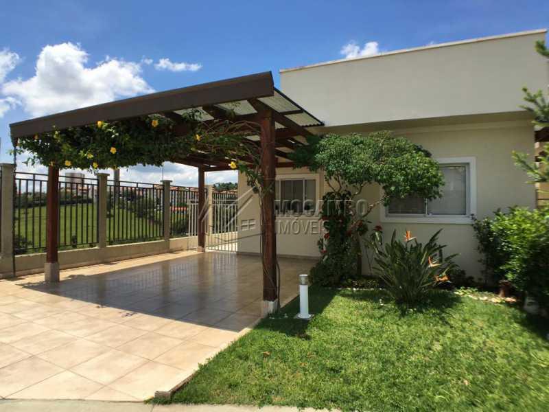 Fachada - Casa em Condominio À Venda - Itatiba - SP - Jardim México - FCCN30374 - 1