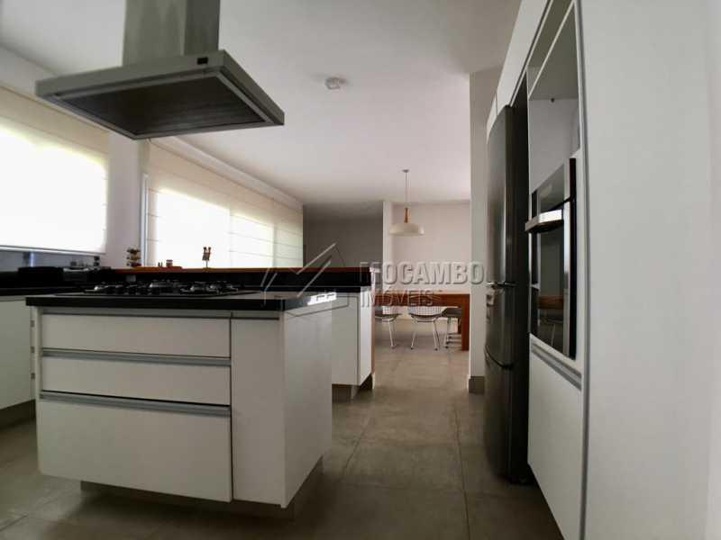 Cozinha planejada - Casa em Condomínio 3 quartos à venda Itatiba,SP - R$ 1.300.000 - FCCN30376 - 4
