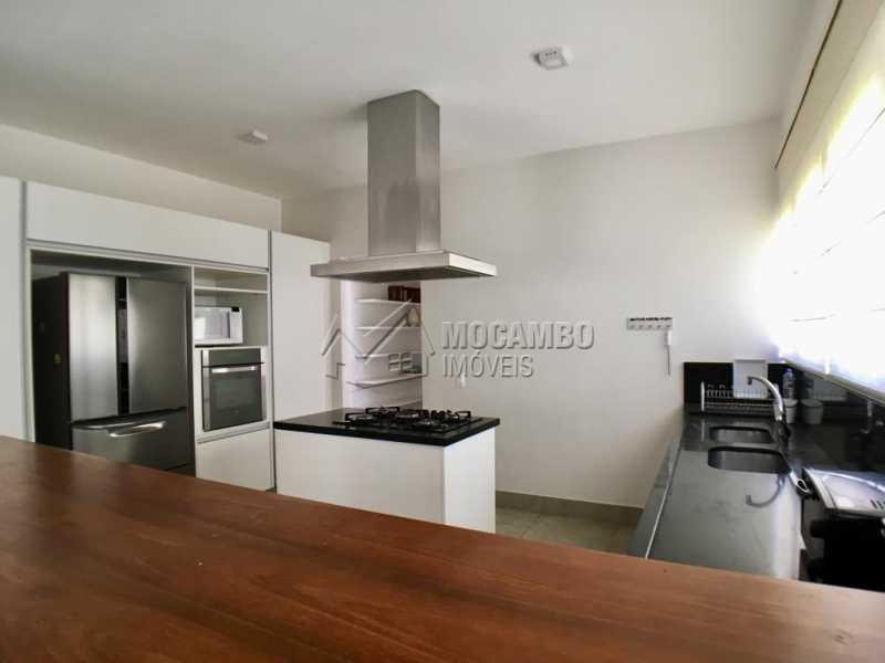 Cozinha planejada - Casa em Condomínio 3 quartos à venda Itatiba,SP - R$ 1.300.000 - FCCN30376 - 3