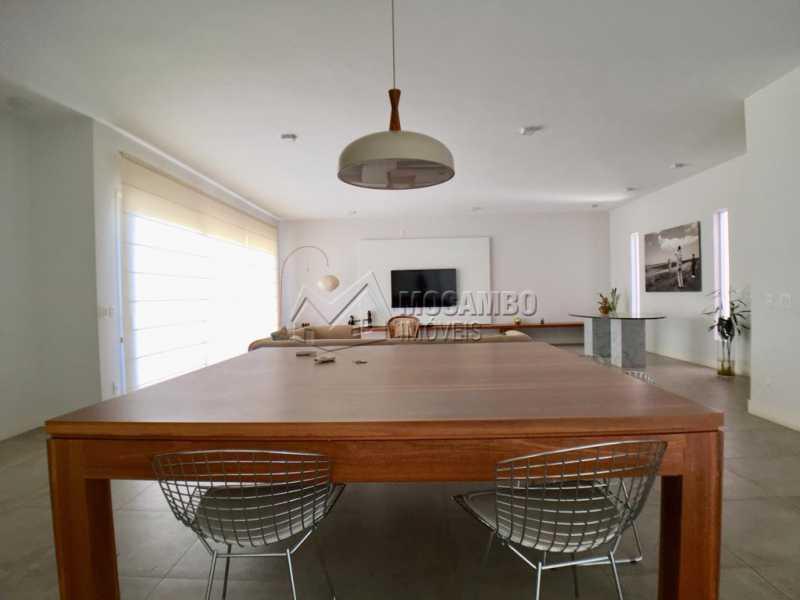 Sala - Casa em Condomínio 3 quartos à venda Itatiba,SP - R$ 1.300.000 - FCCN30376 - 7