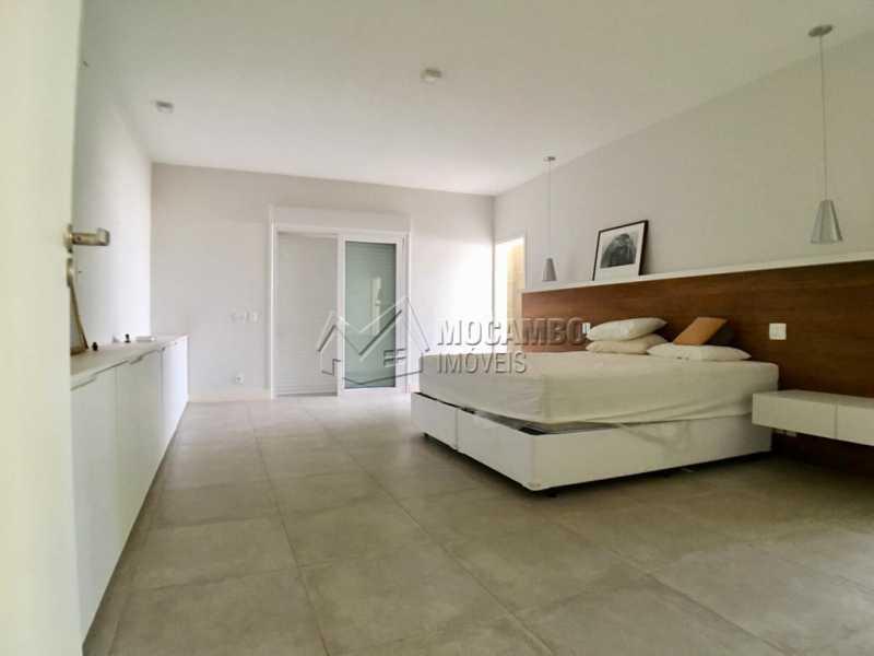 Suíte master - Casa em Condomínio 3 quartos à venda Itatiba,SP - R$ 1.300.000 - FCCN30376 - 11