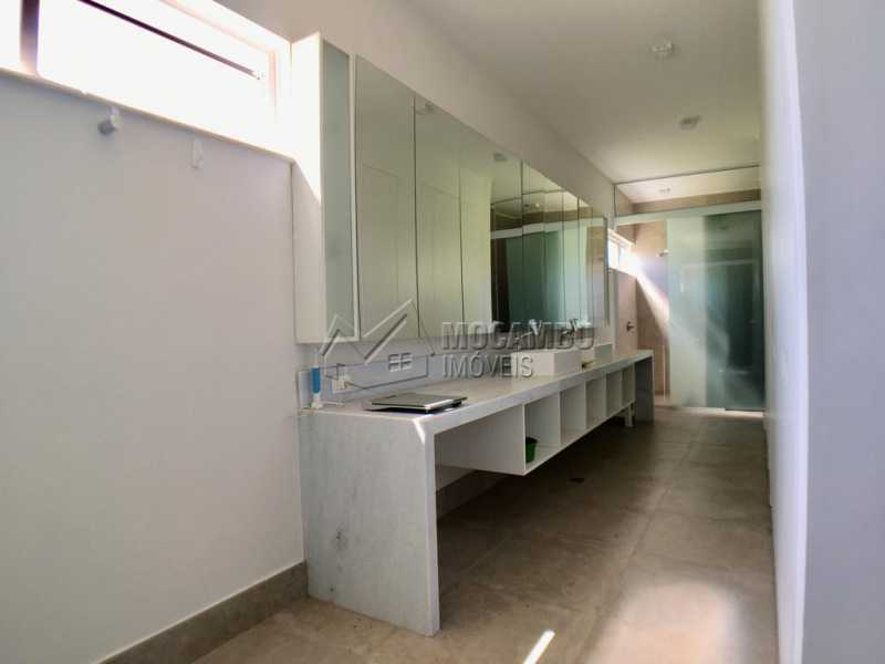Banheiro  - Casa em Condomínio 3 quartos à venda Itatiba,SP - R$ 1.300.000 - FCCN30376 - 14