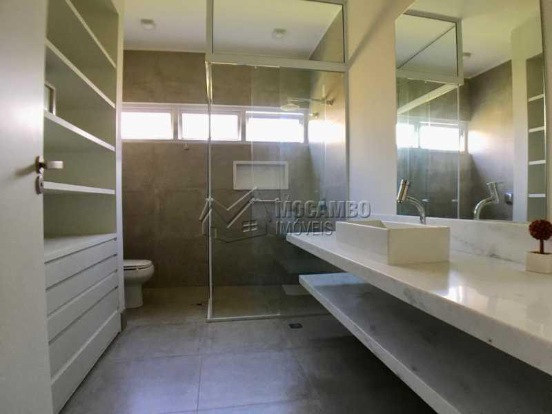 Banheiro suíte - Casa em Condomínio 3 quartos à venda Itatiba,SP - R$ 1.300.000 - FCCN30376 - 22