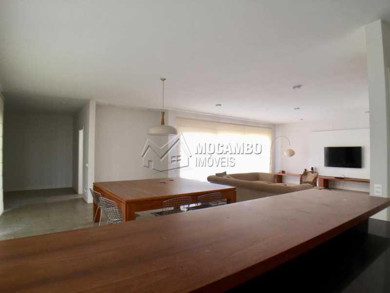 Salas - Casa em Condomínio 3 quartos à venda Itatiba,SP - R$ 1.300.000 - FCCN30376 - 9