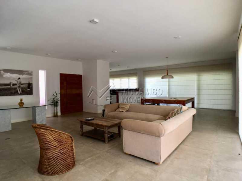 Salas - Casa em Condomínio 3 quartos à venda Itatiba,SP - R$ 1.300.000 - FCCN30376 - 8