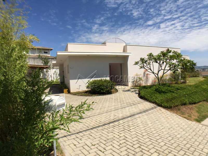 Fachada - Casa em Condomínio 3 quartos à venda Itatiba,SP - R$ 1.300.000 - FCCN30376 - 1