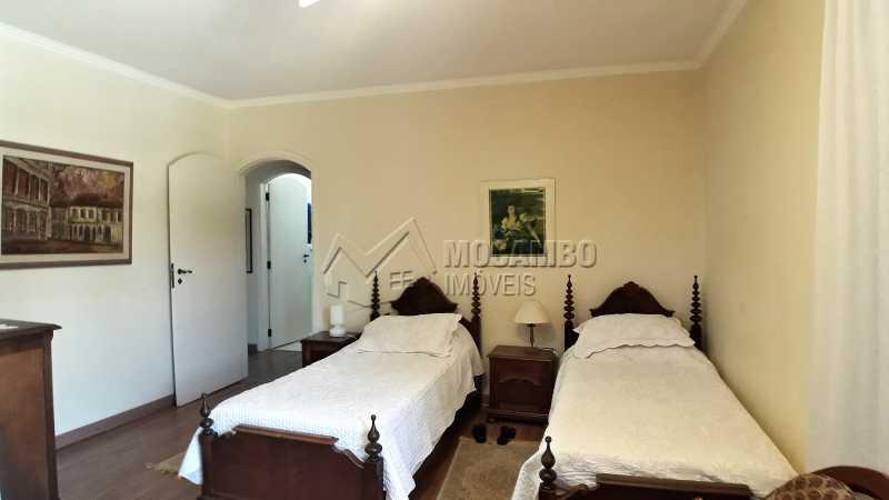 Suíte  - Casa À Venda no Condomínio Ville Chamonix - Jardim Nossa Senhora das Graças - Itatiba - SP - FCCN40126 - 16